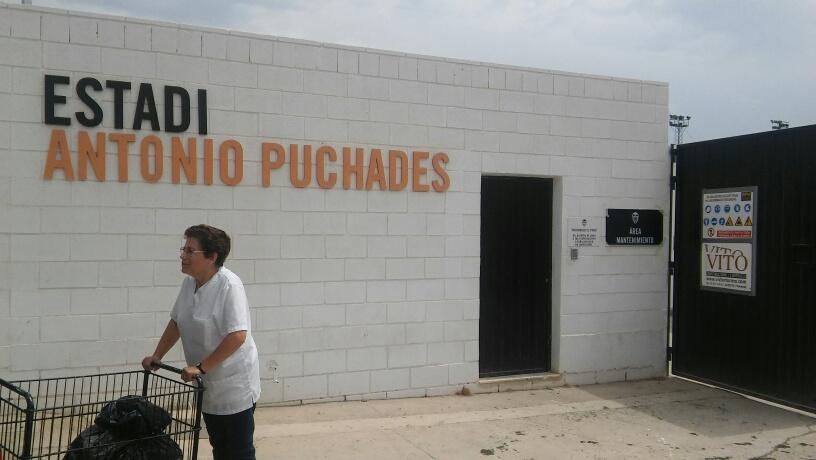 Campo de mestalla y ciudad deportiva de paterna for Valencia cf oficinas